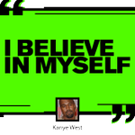I believe in you too, @kanyewest. #VMAs http://t.co/NXJva7FJje