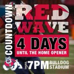 4 Days Left!! #GoDogs http://t.co/EV7ClidgHO