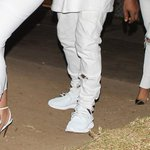 White sneakers for the White House #Kanye2020 http://t.co/qyKDbxeq0h http://t.co/sen9RurfBk
