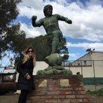 Se termino la gira por Bahía Blanca y yo me llevo este recuerdo lindisimo!!!! Gracias!!!!!!❤️💜 http://t.co/SyK55ZbGWd