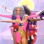 YASSS HUNTY @MileyCyrus #VMAs http://t.co/SgcO36GBxz