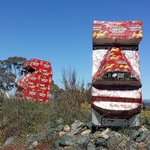 Two new #Canberra artworks on busy road are causing a stir http://t.co/btUJNKW9dp http://t.co/A8cYplIr6t