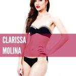 Aquí está la nueva Miss República Dominicana. Clarissa Molina representante de Espaillat. #MissRDU2015 ???? ???????????????? http://t.co/BPxvam9bif