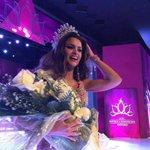 @ClaryMolinaRD de Espaillat, ganadora de Miss Rep. Dominicana Universo @SuperQ1009RD http://t.co/emL8U6dlyG
