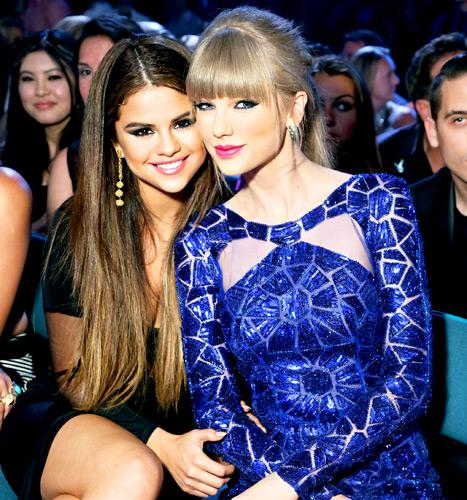 Selena Gomez and Taylor Swift. http://t.co/nw1atkSYkR