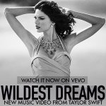Watch the #WildestDreams music video! ALL proceeds go to African Parks Foundation ???? http://t.co/W8AcFnw3RD #VMAs http://t.co/AGgorPpJJh