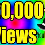 20,000+YOUTUBE views  for $35 http://t.co/2hWX7i5WnT via @MyCheapJobs_ http://t.co/T1ExGBb8aT