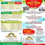 ►Rayakan Tahun Baru dg bergabung di Open Trip Bali Hotel*3 di Legian-Kuta @CentraWisata WA:082232870350 PIN:5A3C6DB5 http://t.co/aLFfH5hlgR