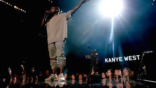 Rapper @kanyewest just announced he's running for president: http://t.co/ALNrUQheRK #Kanye2020 http://t.co/fnpTgr85ef