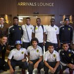 Al @ittihad FC enjoyed our arrivals lounge in @AUH as they start their pre-season training camp. Welcome to the UAE! http://t.co/STWASlvyyf