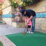 #BeOn9 #NationalGolfMonth This counts right? Adventure Golf in Westminster is a fav for our family. http://t.co/5EFO5D8PR0