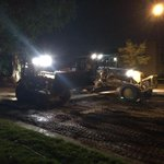 Crews working overnight to repair Boulder sinkhole. Details @KDVR @ch2daybreak http://t.co/bnqSnERdcN