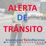 AHORA #Coquimbo: Accidente Vehicular en Ruta 5, altura paso nivel Peñuelas. Transite con precaución/ 8:10 hrs. http://t.co/4NS1XxAnXz