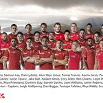 Here is the 2015 Wales Rugby World Cup squad #iamwales http://t.co/R0GVoN3wYq