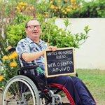 O Sr. João tinha um sonho... e a Fundação Benfica ajudou a realizá-lo! http://t.co/FnWBOkbMzd