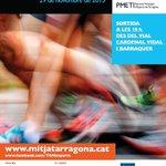 Aquest matí han començat les inscripcions per a la Mitja Marató de #Tarragona. http://t.co/T7kDu5ANx7 #MitjaTGN http://t.co/zr2BDuZrgT