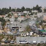 """غول الاستيطان الاسرائيلي يواصل التهام الاراضي  الفلسطينية في الضفة الغربية توسيع مستوطنتي """"تسور هداسا"""" و""""بيتار عليت"""" http://t.co/cG1IQNt0uz"""