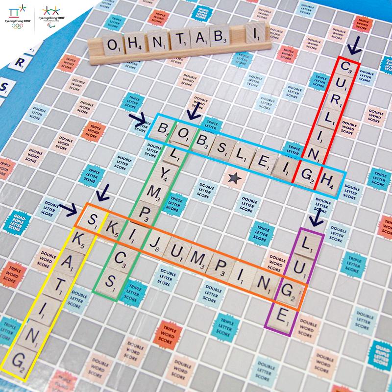 #Scrabble #2 Try ...