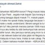 #Bersih4: Perhimpunan Bersih kerja bodoh, luah anak TPM di media sosial http://t.co/aiY0yUr8Ut http://t.co/9gRId7v4PZ