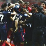 Gran partido ayer. Equipazo. #ForzaAtleti http://t.co/vhS24N9p0n