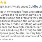 Another great review for @coldbathfloors #buylocal #moving #harrogate http://t.co/ZmxmFTPR56