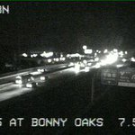 #CHATRAFFIC ALERT 2 semis crash I-75 S at BONNY OAKS EXIT AREA. One possibly rolled off roadway. Injuries reported. http://t.co/ARgSHVUDbG