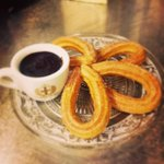 Only one way to deal with a rainy #bankholidaymonday Brandy, chocolate and churros! #harrogate http://t.co/JzaUoJbcvx
