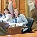 En la Comisión d presupuesto mi voto fue condicionado. Previo a la presentación d informes con tiempo #Metro #Quito http://t.co/HNJx5zuARH