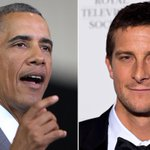President Obama to appear on NBC survival show with survival expert Bear Grylls http://t.co/AcmO5jwygO http://t.co/YZ5lcxPfAt