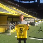 "Goodluck! ""@adnanjanuzaj Pleased to sign for Dortmund 󾌳 ! Looking forward to new season 󾮗⚽️ http://t.co/CjUMx0JxVC"" http://t.co/JiJBThytmd"