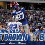 The #Giants have signed Safety Stevie Brown! Details on http://t.co/PxnieKqORN shortly http://t.co/iSyfrDZCwT