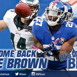 Remember Stevie Browns 8 INTs back in 2012? Watch highlights of his #Giants career! - http://t.co/DQ1ue9zFDN http://t.co/79MMSFtrVs