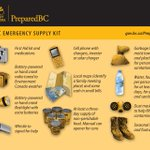 Did you tap into your #emergency kit during #BCstorm? Dont forget to restock! http://t.co/x3IQgeP9Hi