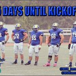 5 DAYS TO KICKOFF! Join the OL at Salve Regina this Saturday! #GameWeek #BTH http://t.co/o2GwBBrs7H