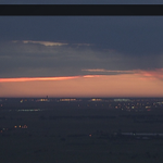 A sliver of sun through the clouds this morning. #9Newsmornings #9wx http://t.co/c2p1cBIaax