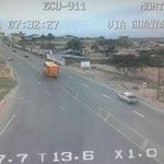 Respete los límites de velocidad. Vía #Montecristi #Paján #Guayaquil expedita al tránsito vehicular. #Manabí http://t.co/IcraFp0nKX