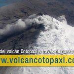 Manténgase informado de la actividad del #VolcánCotopaxi a través de la web: http://t.co/VOsNNC65K1 http://t.co/PsYSbMJZdp