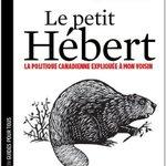 Entrevue avec la journaliste @ChantalHbert qui propose « Le petit Hébert » => http://t.co/wuy7HtpK2t #polcan http://t.co/9XQtJeAj7u