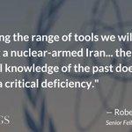 Former negotiator Robert Einhorn explores battleground issues in the #IranDeal debate: http://t.co/BcVkyeET9U http://t.co/bTt5pK4FA8
