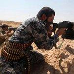 """صد هجومين لـ""""#داعش"""" على #البغدادي و #حديثة ومقتل 32 من التنظيم http://t.co/BOVEatwCun"""