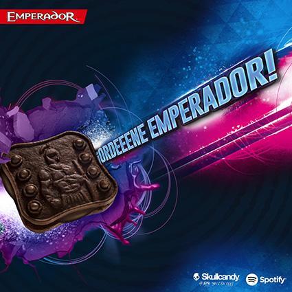 ¡#EscuchaElPoder con Emperador y Skullcandy! Encuentra la galleta que grita en tus paketines y gana unos audífonos. http://t.co/woE7CnWxyM