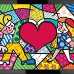 The Romero Britto Collection Now Available @CastleGalleries #Nottingham http://t.co/7fipePvSo8 http://t.co/atG2QxgecV