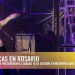 Confirmado: #ViejasLocas en #Rosario el sábado 10 de octubre en Metropolitano http://t.co/88h8plRvMa http://t.co/dNfB49GkRn