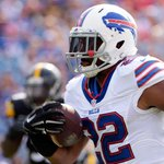 UPDATE: The @buffalobills have released RB Fred Jackson. (via @Rapsheet) http://t.co/thieuEwtPH