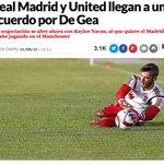 ÚLTIMA HORA: @marca confirma que ya hay un acuerdo entre Real Madrid y Manchester United por David De Gea. http://t.co/ImS0cI6gsa