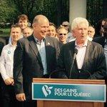 Des gains pour le Québec ! Quand le #BlocQC mène des batailles à Ottawa, nous en ressortons tous gagnants #Elxn42 http://t.co/EO8hKtzoZk