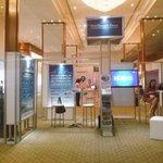 Estamos Presentes en el Encuentro Internacional de Agentes de Aduana que se desarrolla en la ciudad de #Guayaquil http://t.co/b9wBZpsgy2
