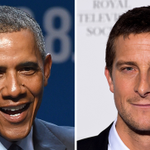 Obama will attempt to survive the Alaskan Wilderness with Bear Grylls: http://t.co/hXqiTb5Xhm http://t.co/umvJLYMBoB