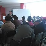 Inicia capacitación ciudadana sobre #Mediacion en #SanAndres cantón #Guano @MediacionCJ http://t.co/21i7SCsjTl