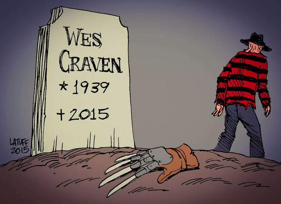 #WesCraven http://t.co/SJYy5wRVSQ